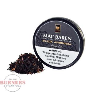 Mac Baren Mac Baren Black Ambrosia 3.5 oz.