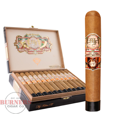 My Father Cigars My Father Connecticut Toro Gordo (Box of 23)