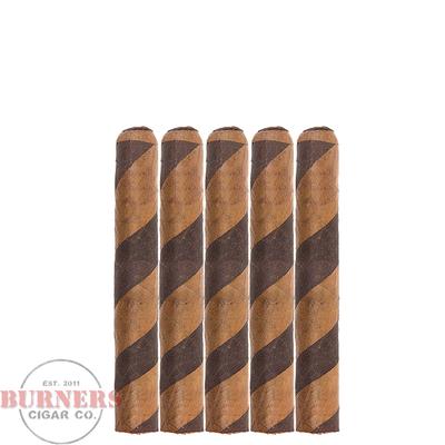 Burners Cigar Co. Burners Naked Barber Robusto 5pk
