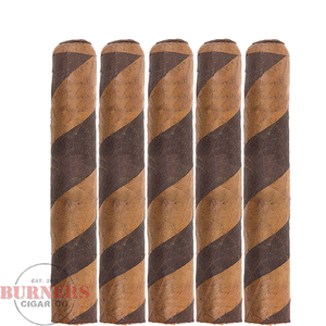 Burners Cigar Co. Burners Naked Barber Gordo 5pk