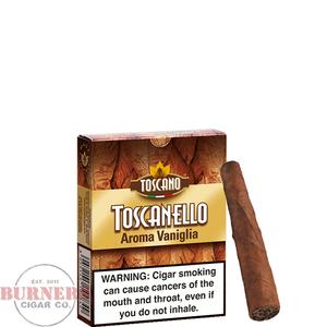 Toscano Toscanello Aroma Vaniglia (5 Pack)