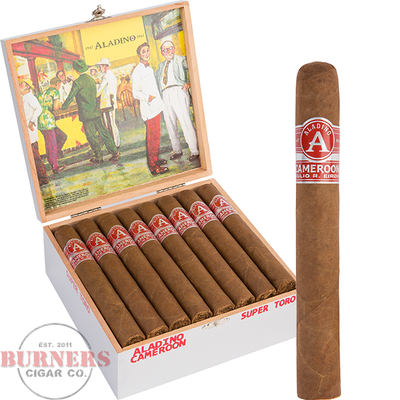 Aladino Aladino Cameroon Super Toro (Box of 24)