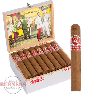 Aladino Aladino Cameroon Robusto (Box of 24)