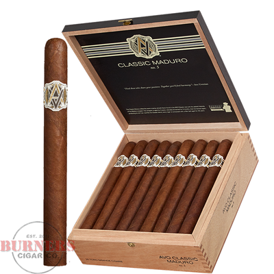 Avo Avo Classic Maduro No.3 (Box of 25)