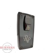 Rocky Patel Rocky Patel Nero Lighter Gunmetal & Black Mirror