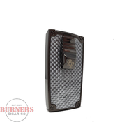 Rocky Patel Rocky Patel Nero Lighter Gunmetal & Silver Carbon Fiber