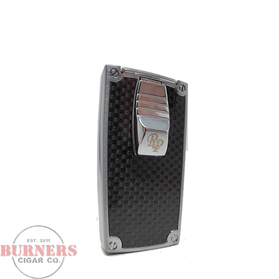 Rocky Patel Rocky Patel Nero Lighter Chrome & Black Carbon Fiber