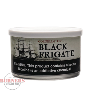 Cornell & Diehl C&D Black Frigate 2oz