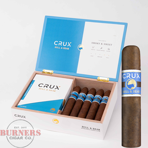 Crux Crux Bull & Bear Robusto Extra (Box of 20)