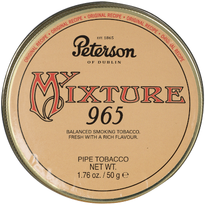 Peterson Peterson My Mixture 965 50 g Tin
