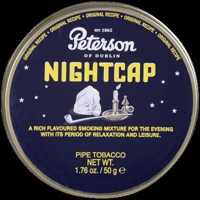 Peterson Peterson Nightcap 50 g Tin