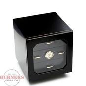 Adorini Adorini Chianti Medium Deluxe Humidor Black