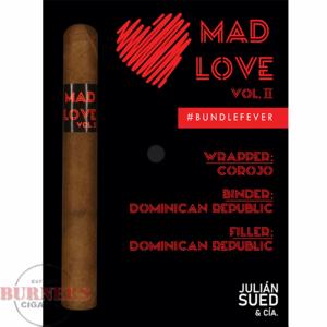 Julian Sued & Cia Mad Love Vol. 2 - Presidente (5 pack)