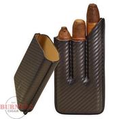 Lotus Lotus 62 RG Carbon Fiber Cigar Case - 3 stick