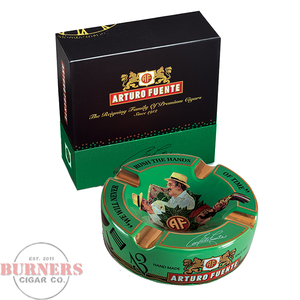 Arturo Fuente Arturo Fuente Hands of Time Ashtray - Green