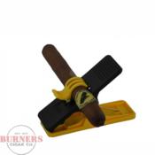 Cigar Minder Yellow