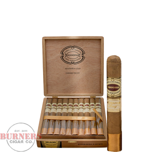 Aganorsa Aganorsa Leaf Connecticut Robusto (Box of 20)