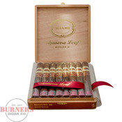 Aganorsa Aganorsa Leaf Maduro 50- Box Pressed Toro (Box of 15)