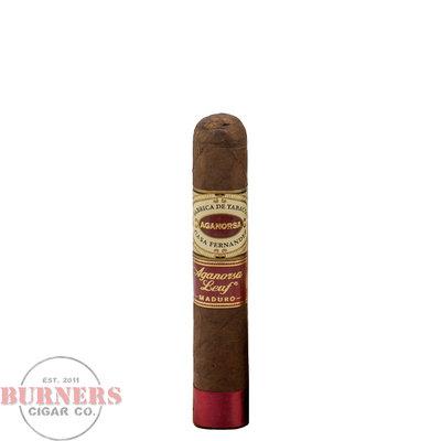 Aganorsa Aganorsa Leaf Maduro 54- Robusto Extra single
