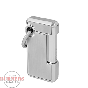 S.T Dupont S.T. Dupont Hooked ARGENT-O (Brushed Chrome)