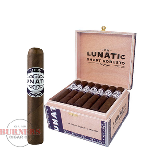 JFR JFR Lunatic Maduro Short Robusto (Box of 28)