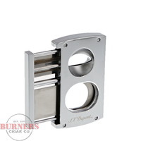 S.T Dupont S.T. Dupont Double Blade & V Cigar Cutter Chrome