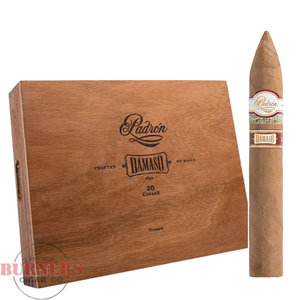 Padron Padron Damaso Connecticut No.34 (Red Label) (Box of 20)