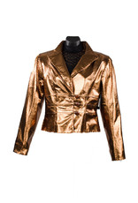 Char Designs, Inc. Geneva Metallic Jacket Copper