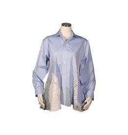 Char Designs, Inc. EJ men's shirt lace 2005 powder blue