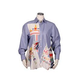 Char Designs, Inc. EJ men's shirt lace 2006 Butler