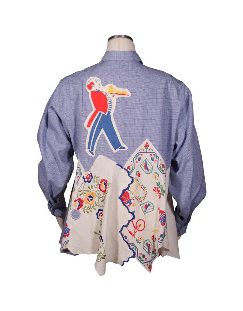 Char Designs, Inc. EJ shirt lace 2006 Butler