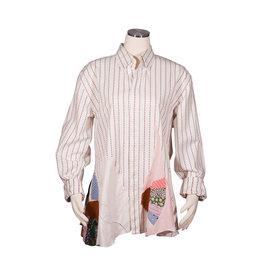 Char Designs, Inc. EJ men's shirt lace versace strip