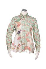 Char Designs, Inc. EJ shirt lace 2007 Flower/Patchwork