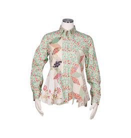 Char Designs, Inc. EJ men's shirt lace 2007 Flower/Patchwork