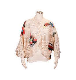 Char Designs, Inc. EJ lace jacket