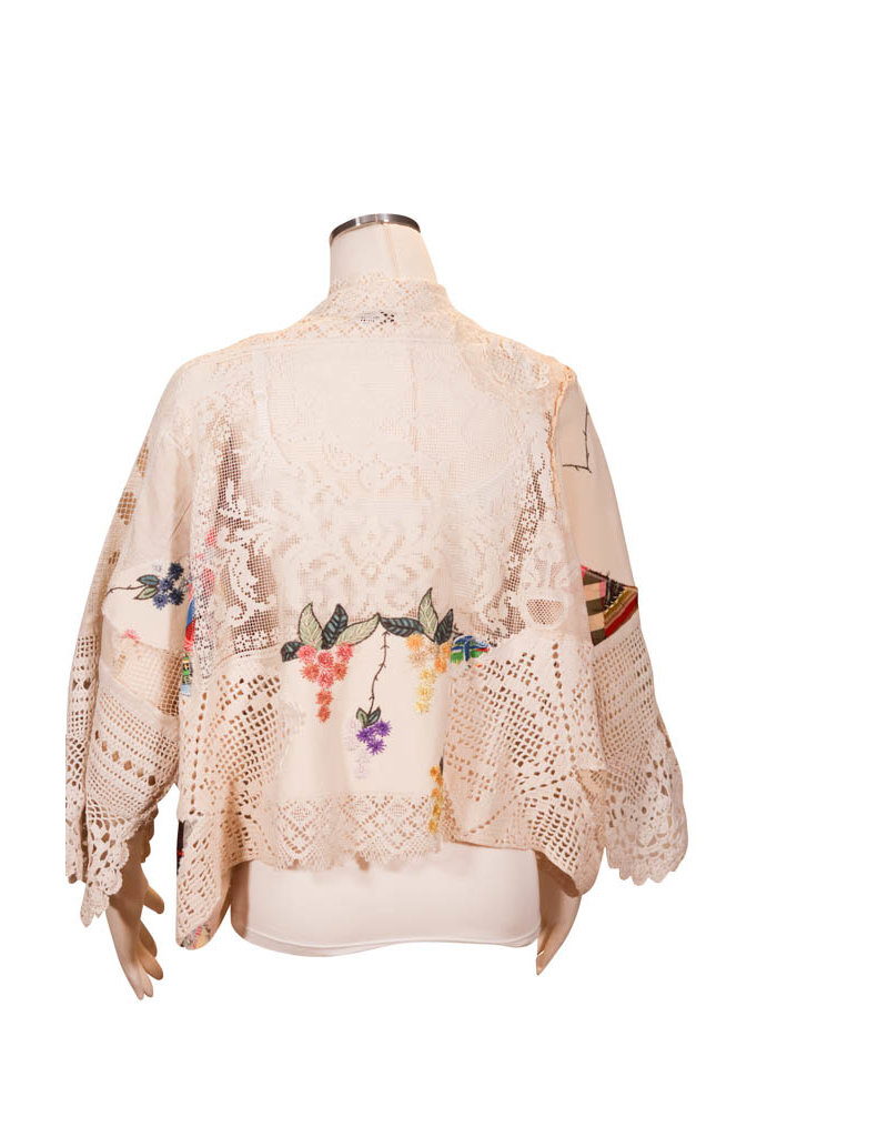 Char Designs, Inc. EJ lace jacket 1666
