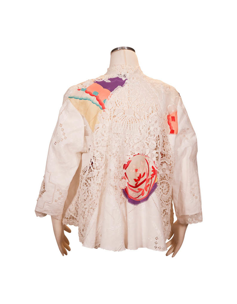 Char Designs, Inc. EJ lace jacket 1675