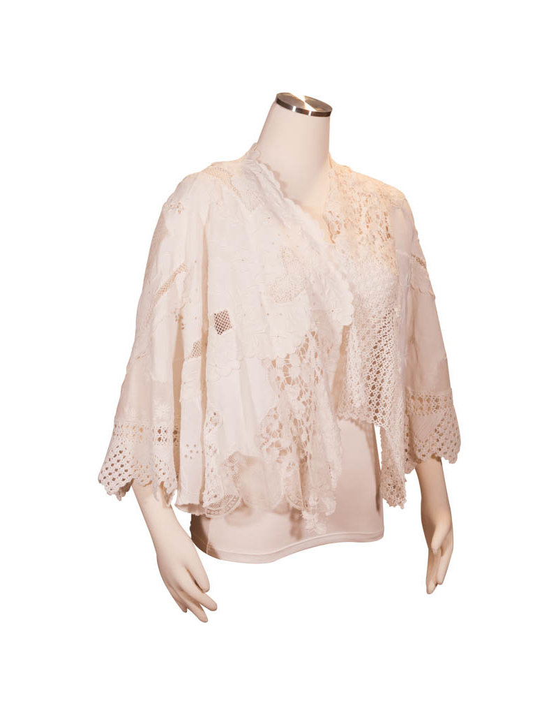Char Designs, Inc. EJ lace jacket 1656