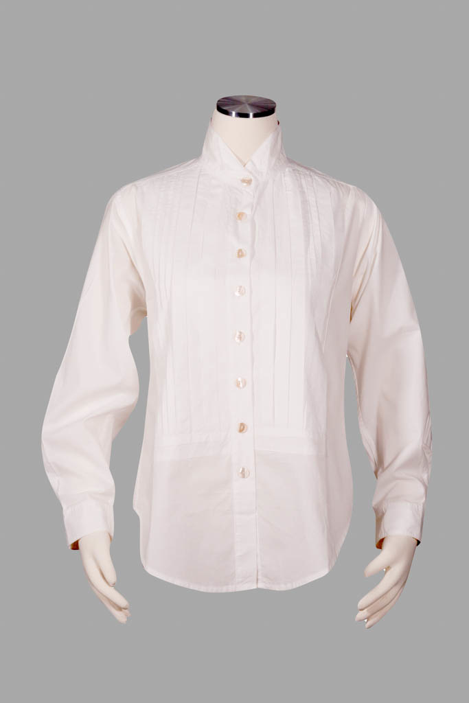 Char Designs, Inc. Big Pleat Tux Shirt