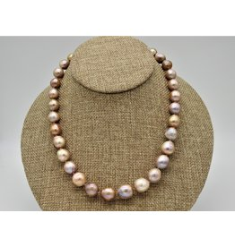 Pam Springall PS-N2C Natural Golden Rice Pearls