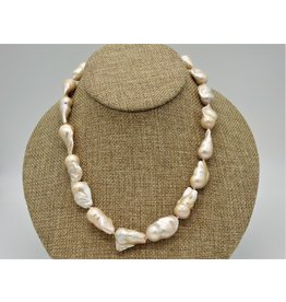 Pam Springall PS-N3C Baroque Cream Pearls