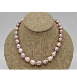 Pam Springall PS-N4C Kewetchico Ntrl Color Pearls
