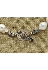 Pam Springall PS-N12C Baroque White Pearls