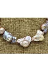 Pam Springall PS-N16C Lg Ntrl Clr Baroque Pearls