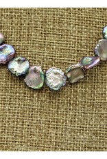 Pam Springall PS-N7C Small Silver Keshi Pearls