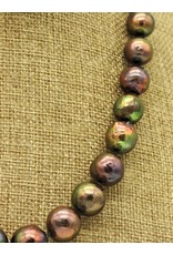 Pam Springall PS-N20C Bronze Graduated Round Pearls