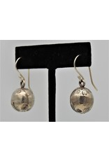 Pam Springall PS-E188C Med. Silver Bell on wire