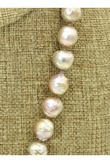 Pam Springall PS-N273C Natural Boroque Pearls (Japan) Necklace