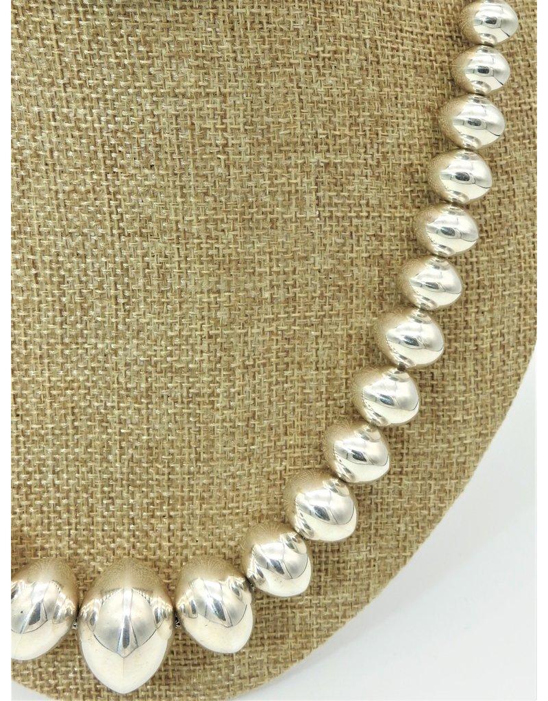 "Ray Van Cleve RVCN10-C 23"" half rnd beads, 13mm-31mm neck"