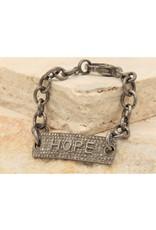 Diva Jewels 29499 Hope diamond bracelet